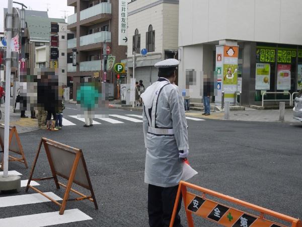 さくらまつり 通行止め 三井住友銀行