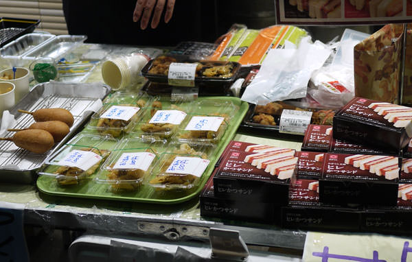 桜新町ねぶた祭り さぼてんデリの出店