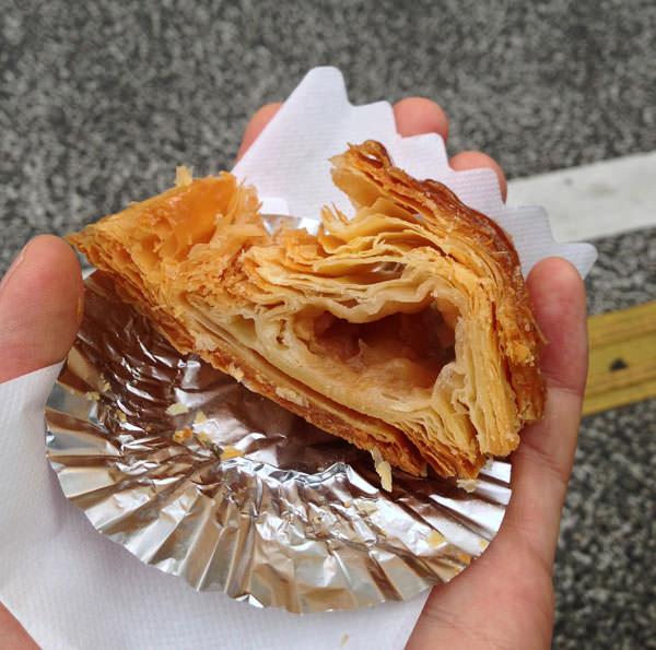モスト洋菓子店 アップルパイ