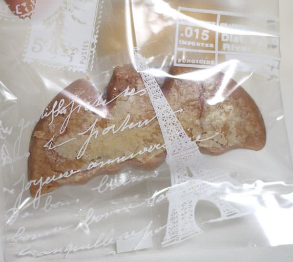 コウモリのクッキー