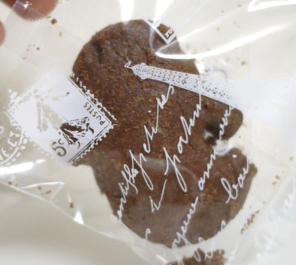 オバケのクッキー