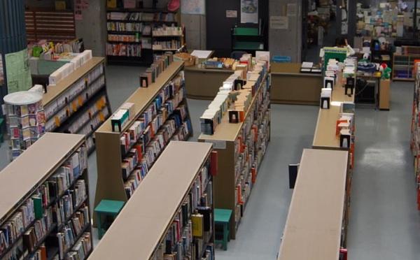 図書館画像