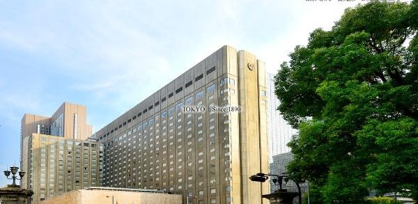 帝国ホテル 外観画像