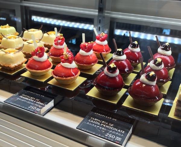 マヨルカのプチケーキ「パステレス」